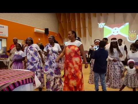 Burundi day in Shepperton Victoria Melbourne