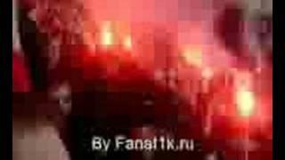 Hooligans Spartak Moscow