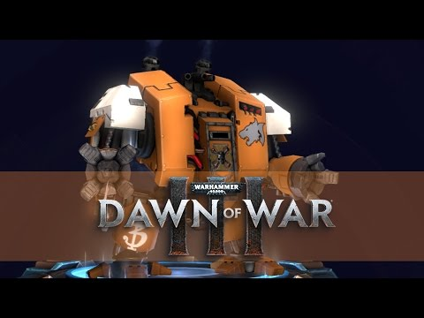 Dawn of War 3 - Release Day Coop Fighting the Ork Horde!