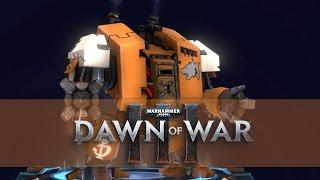Dawn of War 3 - Release Day Coop Fighting the Ork Horde!