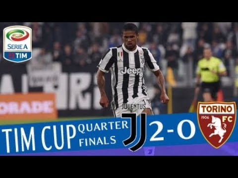 Juventus - Torino 2-0 - Highlights - TIM Cup 2017/18