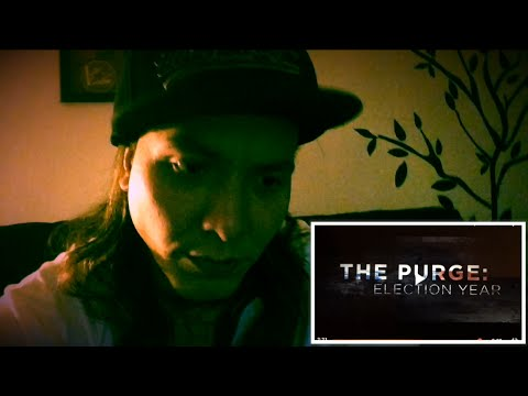 The Purge: Election Year - Official Trailer REACTION REVIEW Thoughts