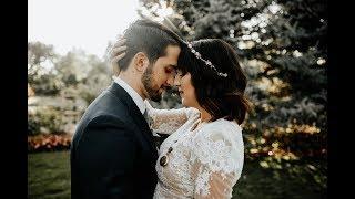 Beautiful Colorado Temple + Garden Wedding!   Ellie and Parker