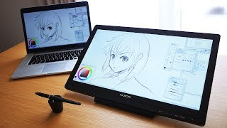 Do DIGITAL artists need THIS?|Huion Kamvas GT-191