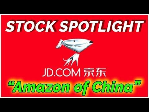 JD.com Stock Spotlight - The True Amazon of China