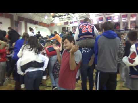 Northwest High School Mannequin Challenge 2016
