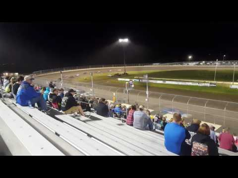 Hobby stock A feature part 2 Junction Motor Speedway 05/28/16