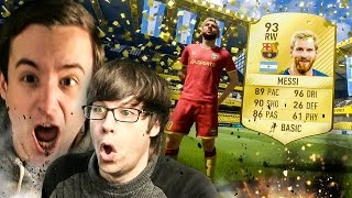 OMFG I PACKED MESSI IN A FREE 5K PACK!!!!!!!!!