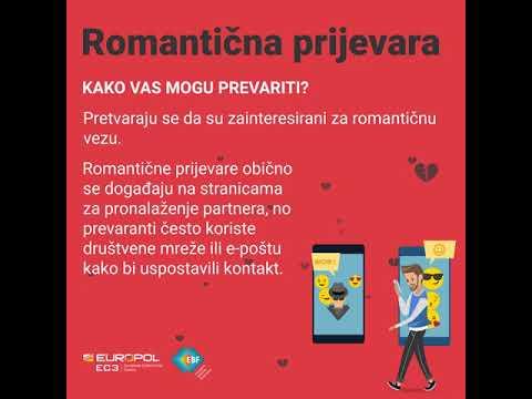 Romantična stranica za upoznavanje