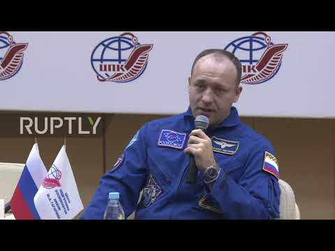 Russia: 'I will remember those guys fondly' – Cosmonaut Misurkin reflects on time aboard ISS