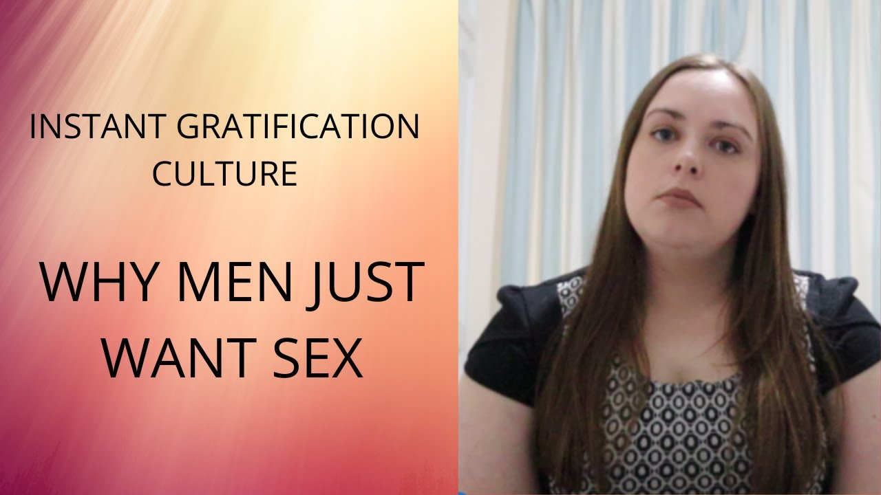 Why Men Just Want Sex? - YouTube