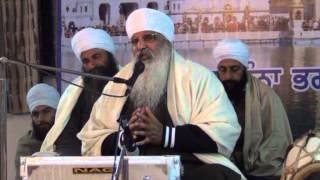 Sant Baba Lakhbir Singh ji Ratwara Sahib Wale .VOB