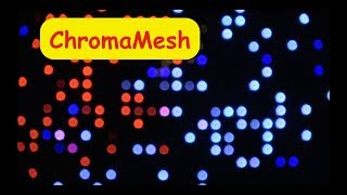 AWESOME CHROMA-MESH CLEAR Matrix - Prop Build (2018)