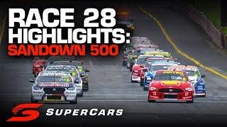 Highlights: Race 28 Sandown 500 | Supercars Championship 2019