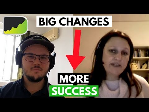 The Changes We Had To Make To Become Profitable Traders
