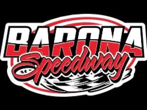 Pure Stock Main Event - Barona Speedway - 10.20.18