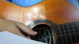Phố xa - guitar by MrKazedark