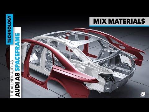 Audi A8 (2018) HOW IT