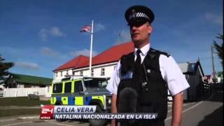 A 900 kms. de casa: Chilenos en las Islas Falklands Malvinas