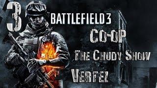 [#3] Battlefield 3 CO-OP - Vertez & Chudy - EWAKUACJA - Zagrajmy / Let's Play