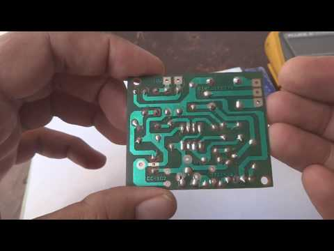 Delay automatic on Timer circuit reverse engineering Hindi