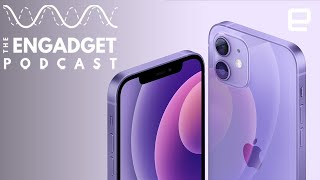 First look at the purple iPhone | Engadget Podcast Live