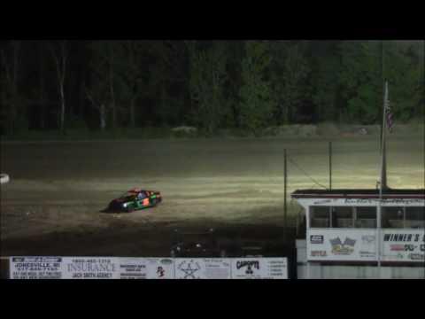 Butler Motor Speedway FWD Feature 5/21/16