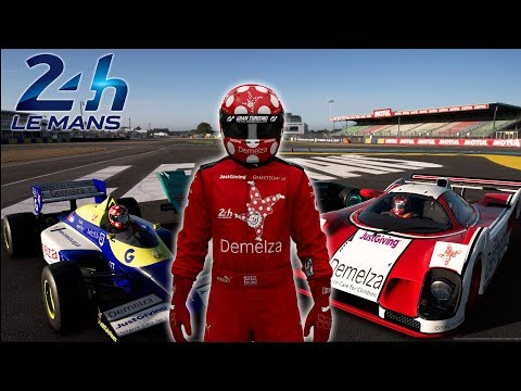 LeMans 24hr Charity Live Stream