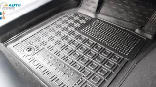 Коврики в салон для Toyota Camry 70 2018-  Avto-Gumm видео обзор АвтоПлюс