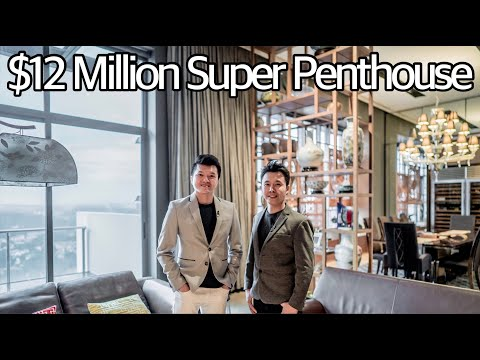 Penthouse Collections - Super Penthouse Singapore