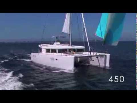 Phuket Catamaran Yacht Charter - Lagoon 450 in Thailand