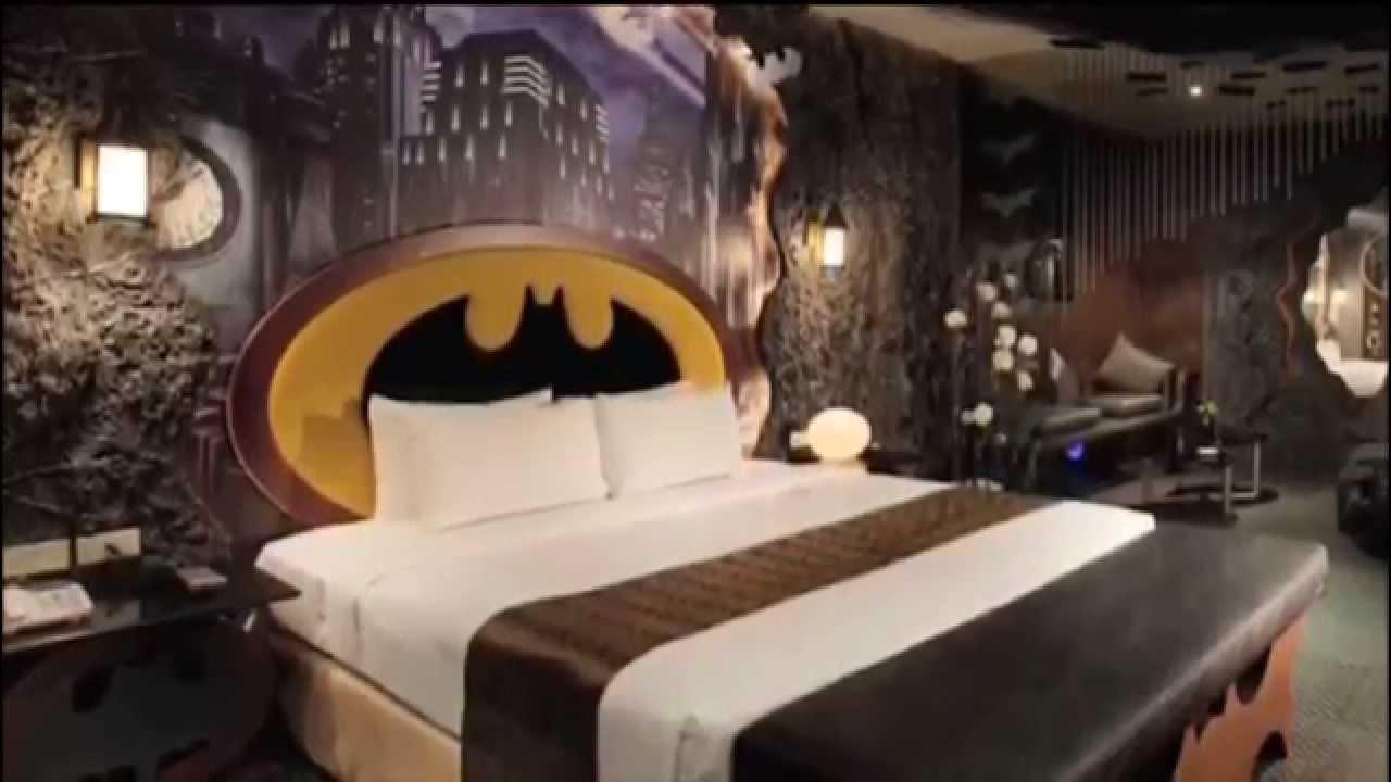 """Holy Fancy Hotel Room, Batman!"" -Robin - YouTube"