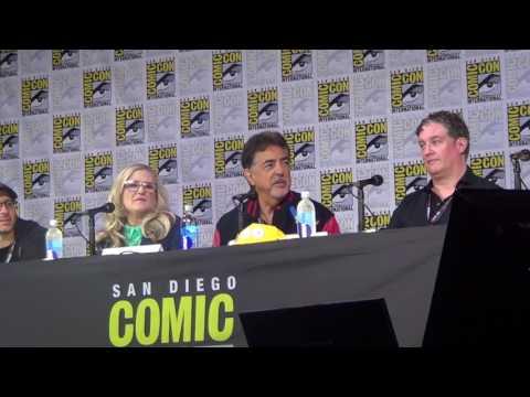 San Diego Comic-con 2017 Simpsons Season 29 Panel