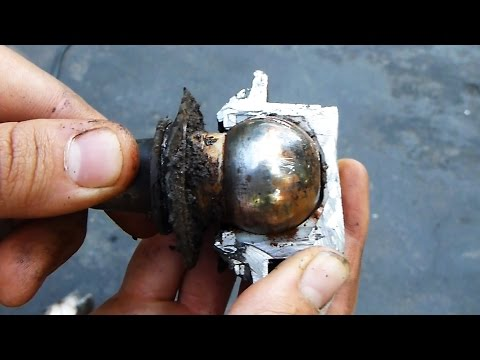 What's Inside a Car Ball Joint