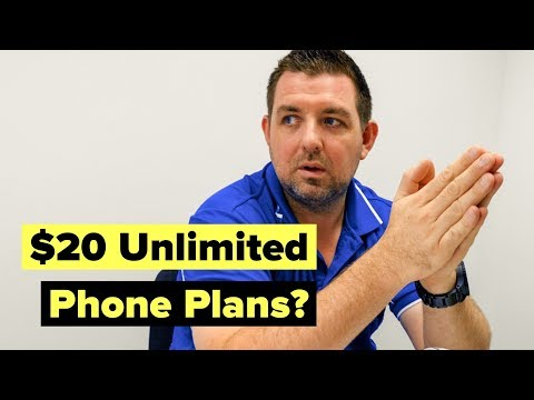 Phone Plan Prices In Australia Are Coming Down VERY Soon