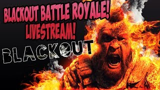 Baixar BLACKOUT BATTLE ROYALE BETA | ALL DUBS! WITH XCHASMEONEY, UTX & TRAY!