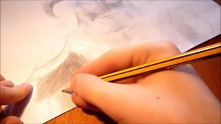Skyrim Dragonborn Speed Drawing