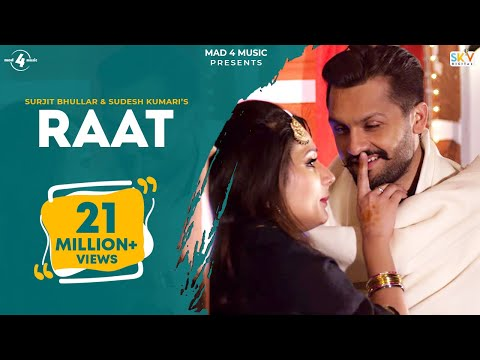 New Punjabi Songs 2015 | Raat | Surjit Bhullar Feat. Sudesh Kumari | Latest Punjabi Songs 2015