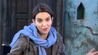 Whiskey Tango Foxtrot: Tina Fey Behind The Scenes Movie Interview | ScreenSlam