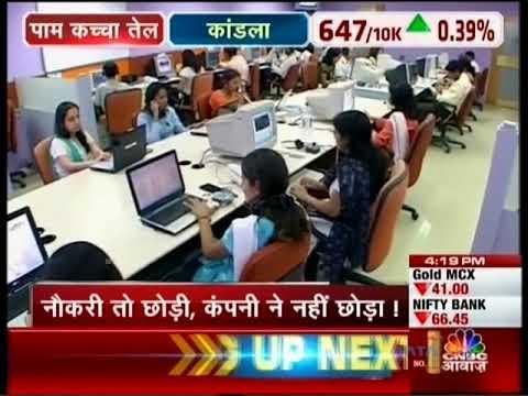 Anshul Prakash (Partner – Khaitan & Co) interviewed on CNBC Awaaz Samachar