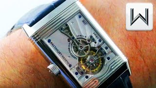 Shop this watch: http://bit.ly/2GcNaMf Shop all Jaeger-LeCoultre wa...