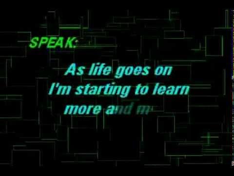 Akon sorry blame it on me Karaoke