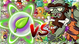 Jurassic Rock Puncher vs ALL Plants Ultimate Power UP | Plants vs Zombies 2 Epic Mod