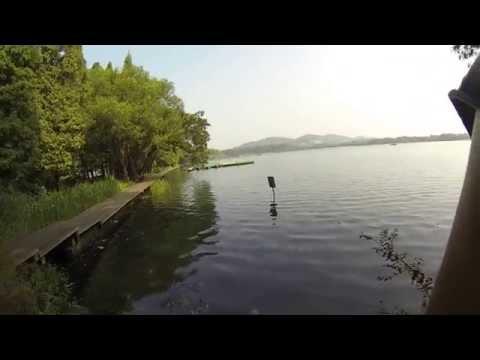 Hangzhou the lake