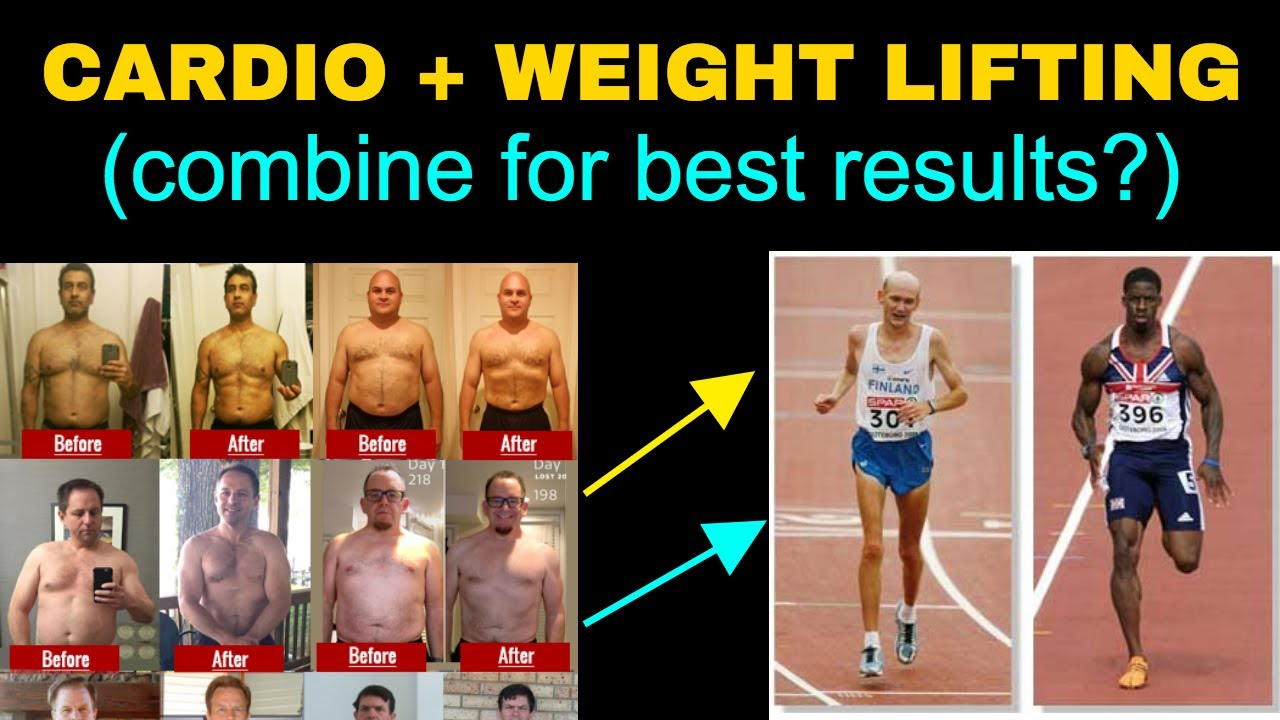 How to Combine Cardio and Strength Training for Weight Loss…