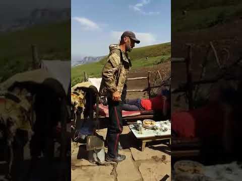 Кавказ Авары письмо из тюрьмы