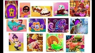 Character On World 100th - 113th (Level 2141-2335) Candy Crush Soda Saga