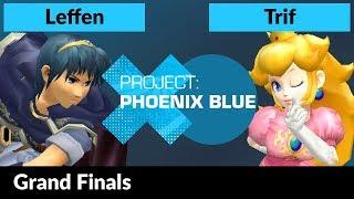PXB - vL | Trif ( Peach) Vs. RB TSM | Leffen (Marth) - Grand Finals - Melee Singles