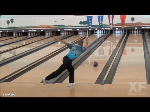 2016 PBA50 United Healthcare Sun Bowl in The Villages Stepladder Finals
