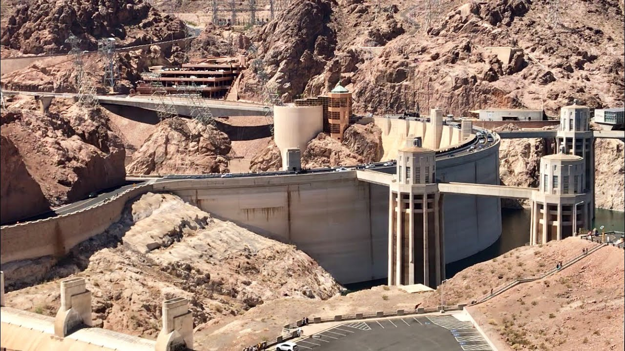 The Colorado River and Hoover Dam: United States ... |Hoover Dam Water